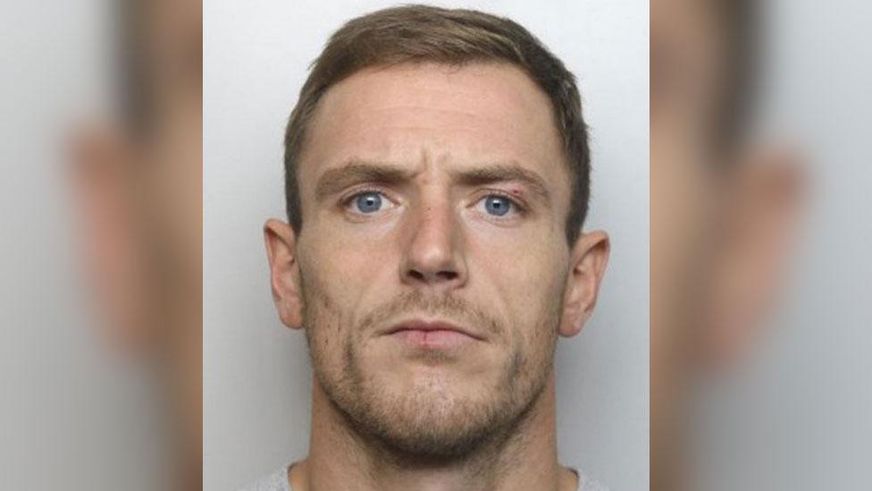 'Coppercino' Northampton Starbucks robber jailed for six years