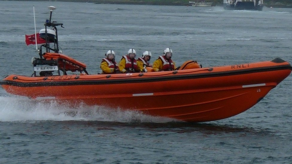 Yacht traced off Mull of Galloway after major search