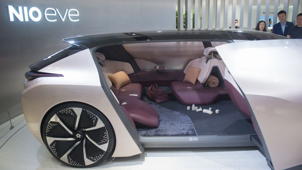 Prototipo de un EVE