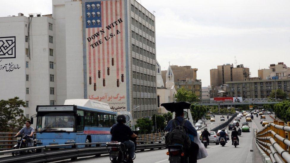 الولايات المتحدة تسعى حاليا إلى زيادة ضغطها على إيران