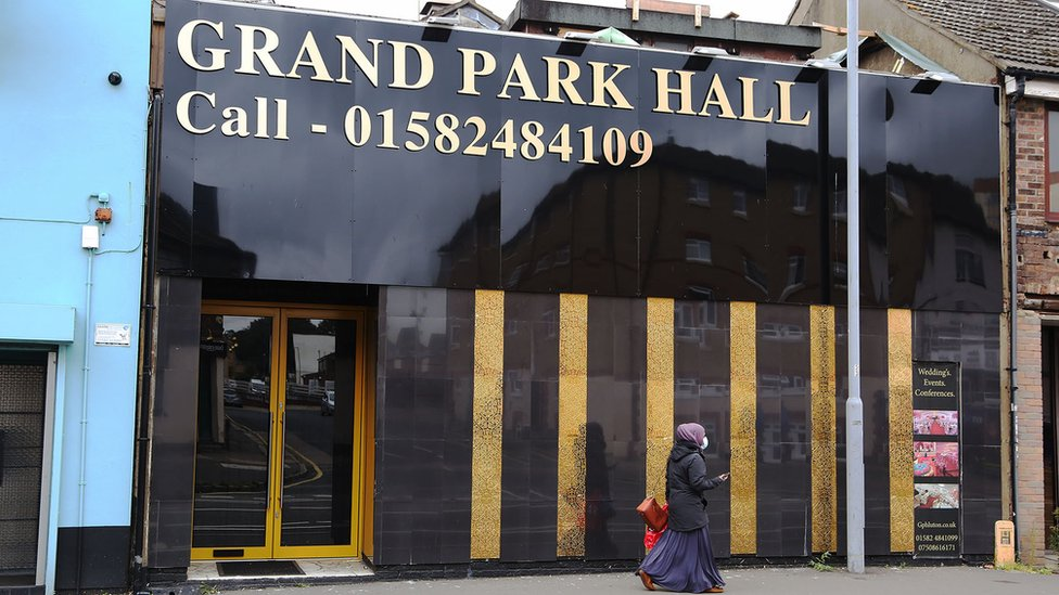 Grand Park Hall