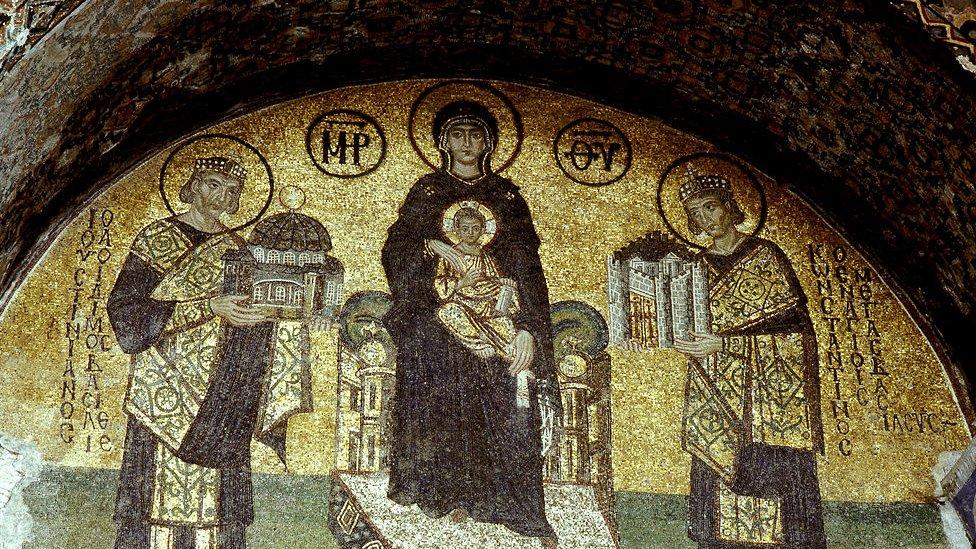 Bizans İmparatoru 1. Jüstinyen
