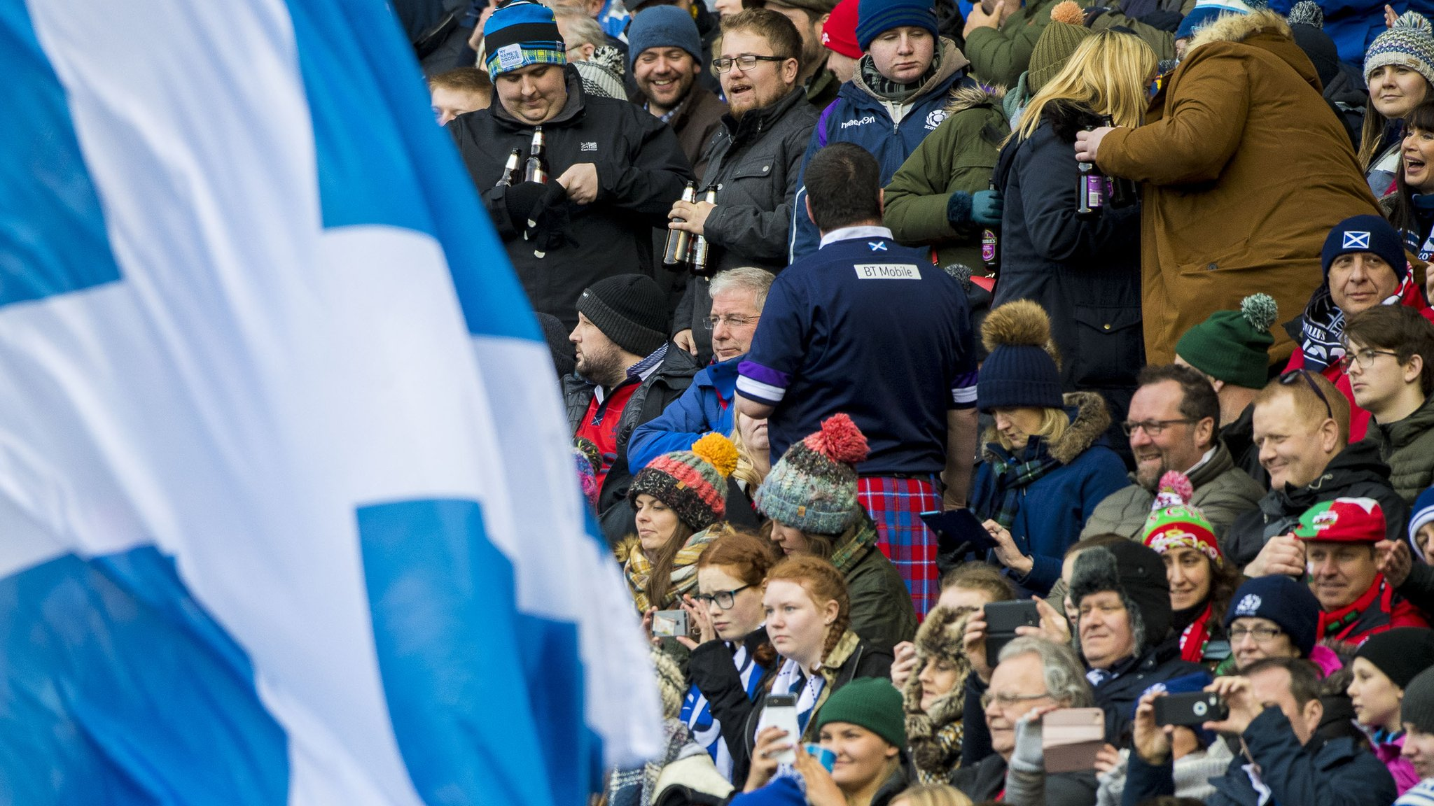 Scottish Rugby to look 'very closely' at Six Nations plans