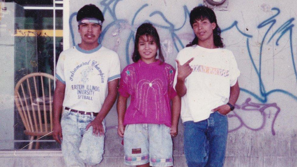 Aficionados a la cumbia en Monterrey