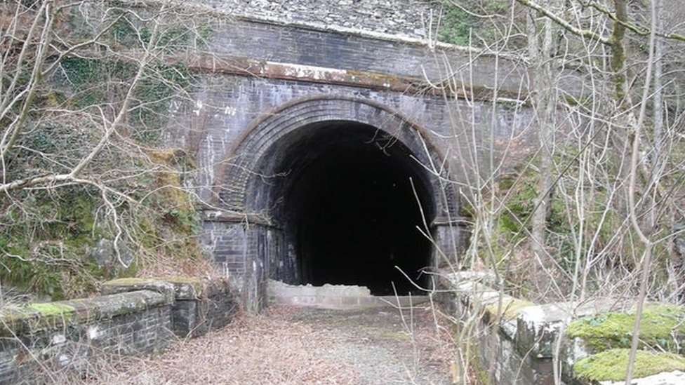 Tregarth tunnel