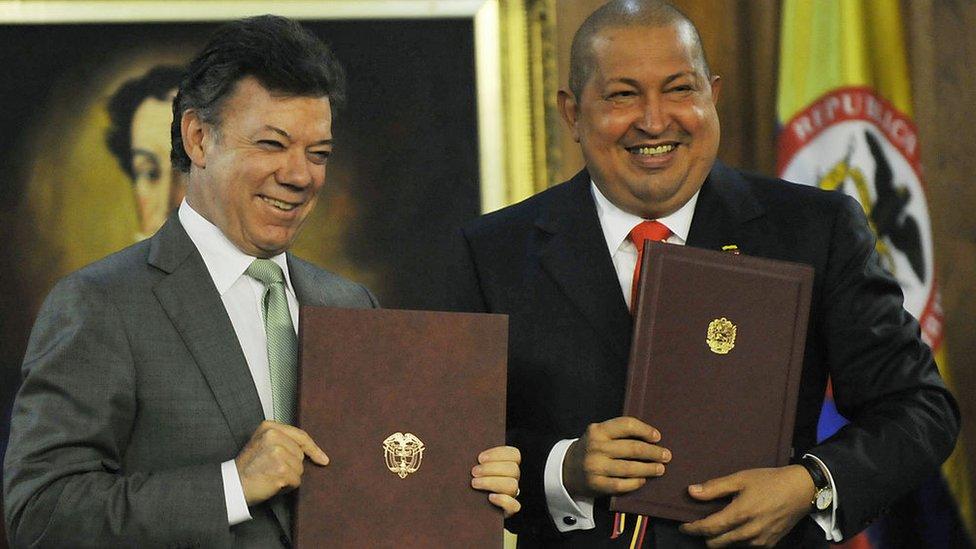 Сантос і Чавес