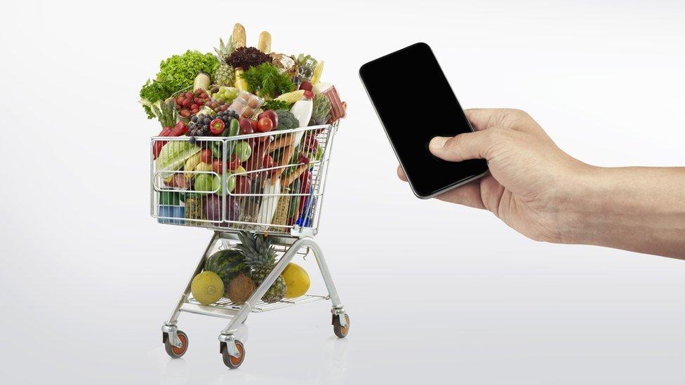 Zalihe hrane u Britaniji nisu male, ali teže će vam hrana biti dostavljena do praga