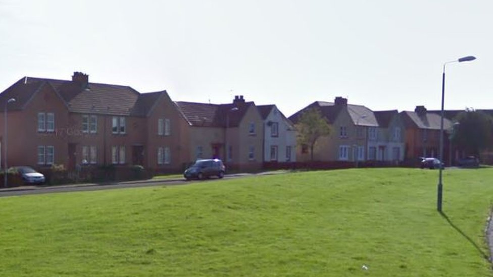 Four treated after 'suspicious' Lanarkshire fire