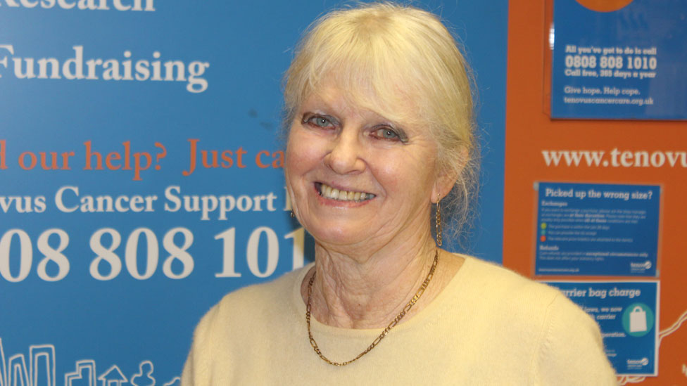 Karin Morris gets an OBE for charity work