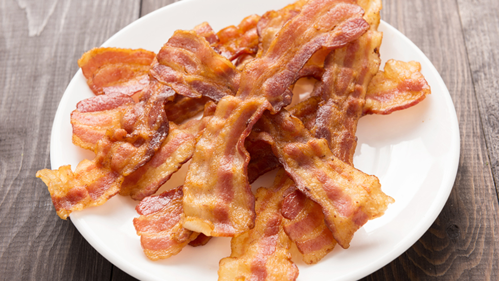 A rasher of bacon a day 'ups cancer risk'