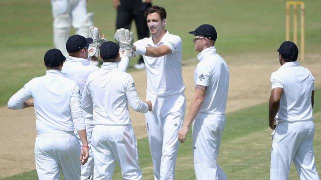 Highlights: Pakistan A v England