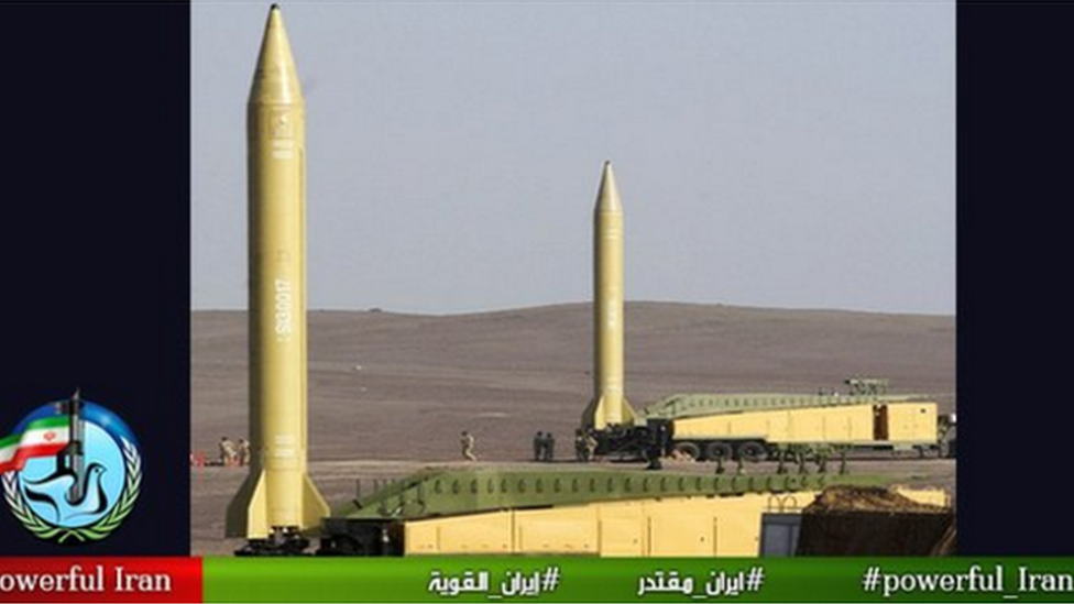 Image showing missiles