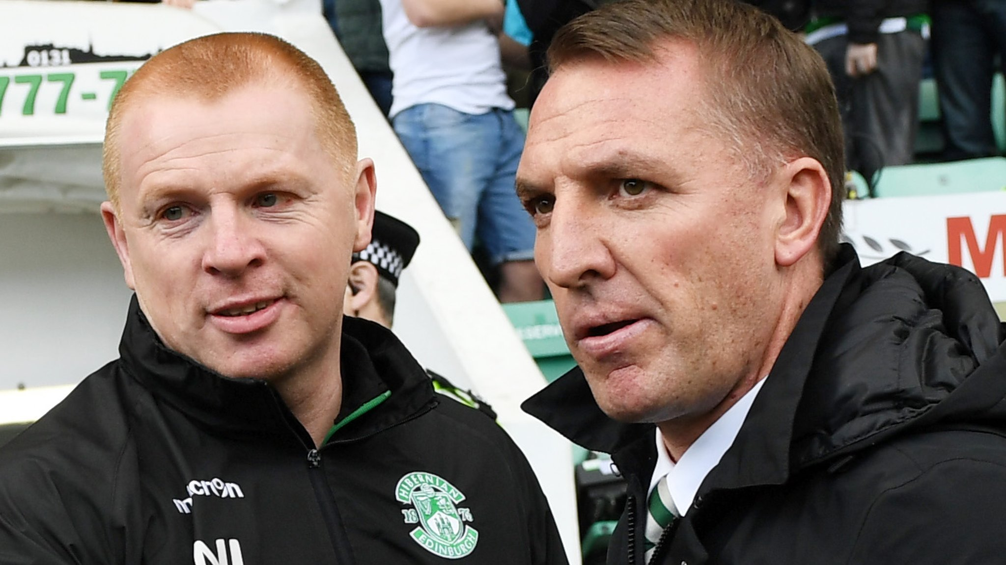 Neil Lennon defends Celtic performances under his charge