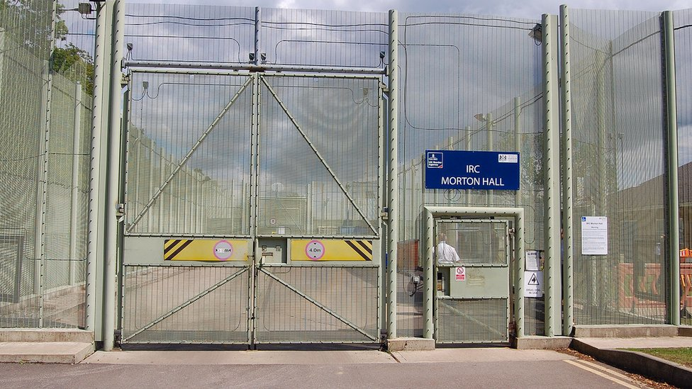 Drugs and safety fears at Morton Hall removal centre