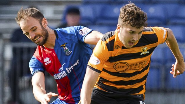 Alloa Athletic 0-0 Inverness CT: Another draw for unbeaten Highlanders