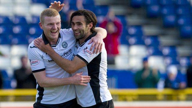 Highlights - Inverness CT 0-1 St Johnstone