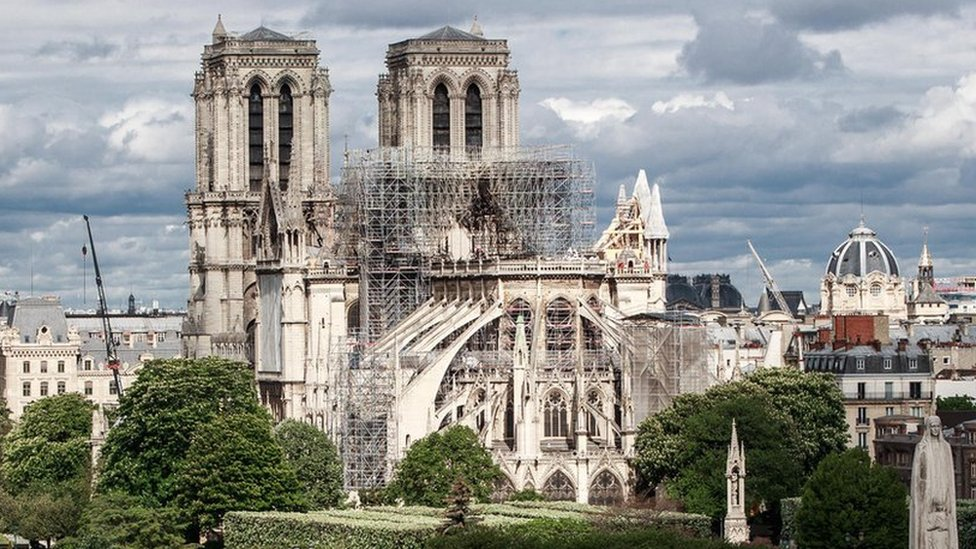 Notre-Dame fire: Has too much money been given to rebuild it?