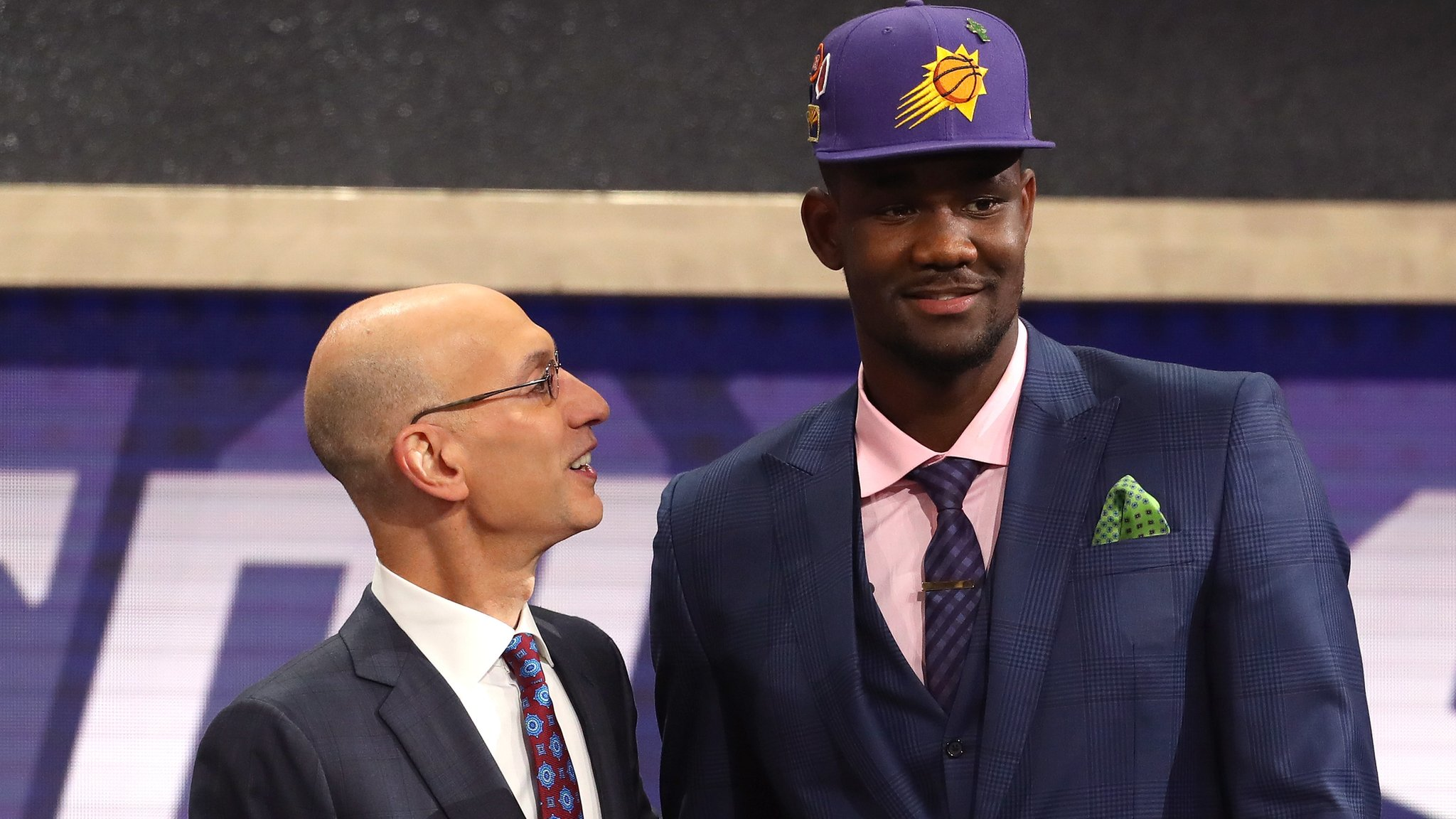 Phoenix select Ayton as number one draft pick