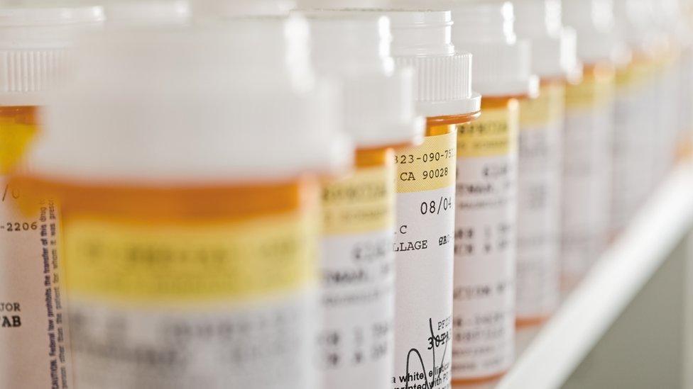 Generic image of pharmaceuticals