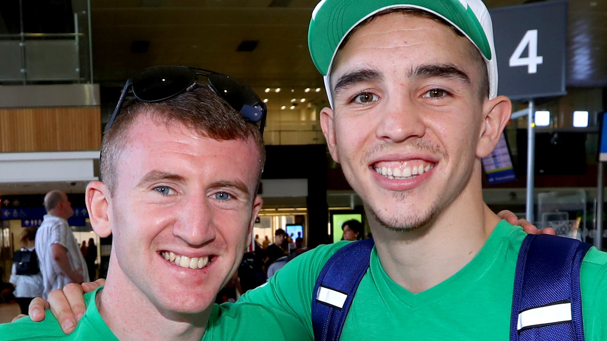 Michael Conlan and Paddy Barnes to fight on Frampton-Warrington bill in Manchester