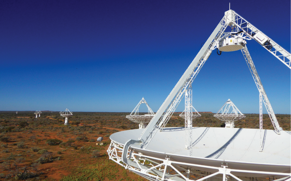 Teleskop Askap u Zapadnoj Australiji