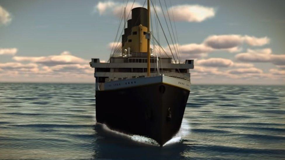 Titanic ii casino grand victoria casino jobs