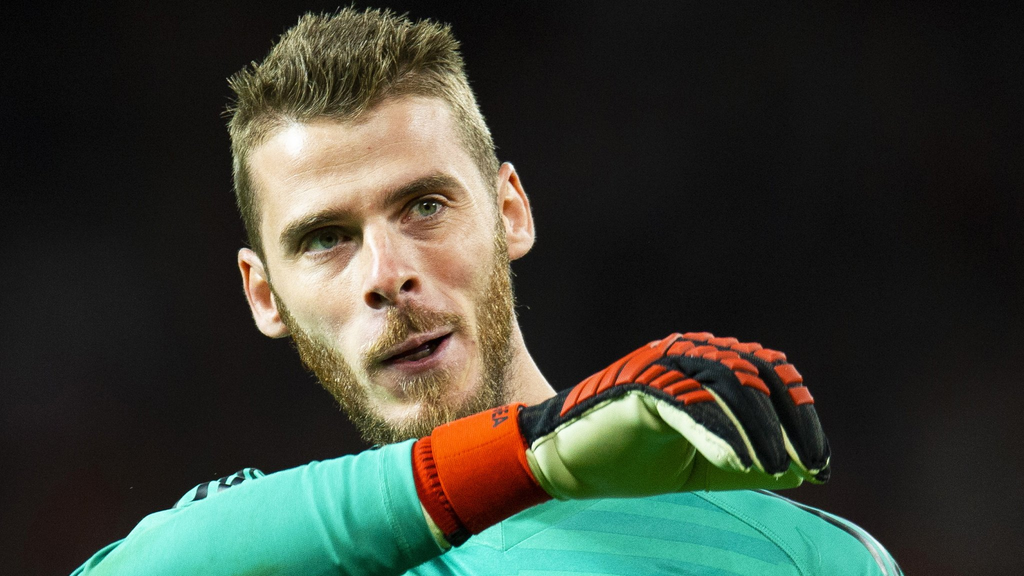 David de Gea: Manchester United confident goalkeeper will sign new deal