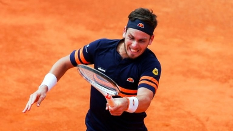 French Open: Cameron Norrie buoyed by 'incredible week' after breaking into top 100