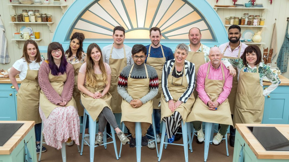 Great British Bake Off contestants revealed for 2018