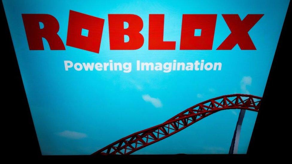 Web de Roblox