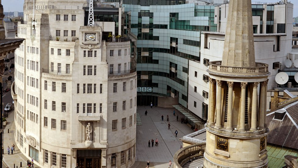 BBC HQ, London