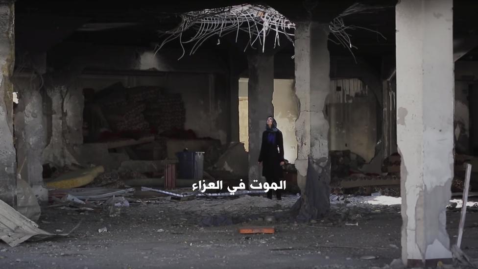 الفيلم الوثائقي: الموت في العزاء