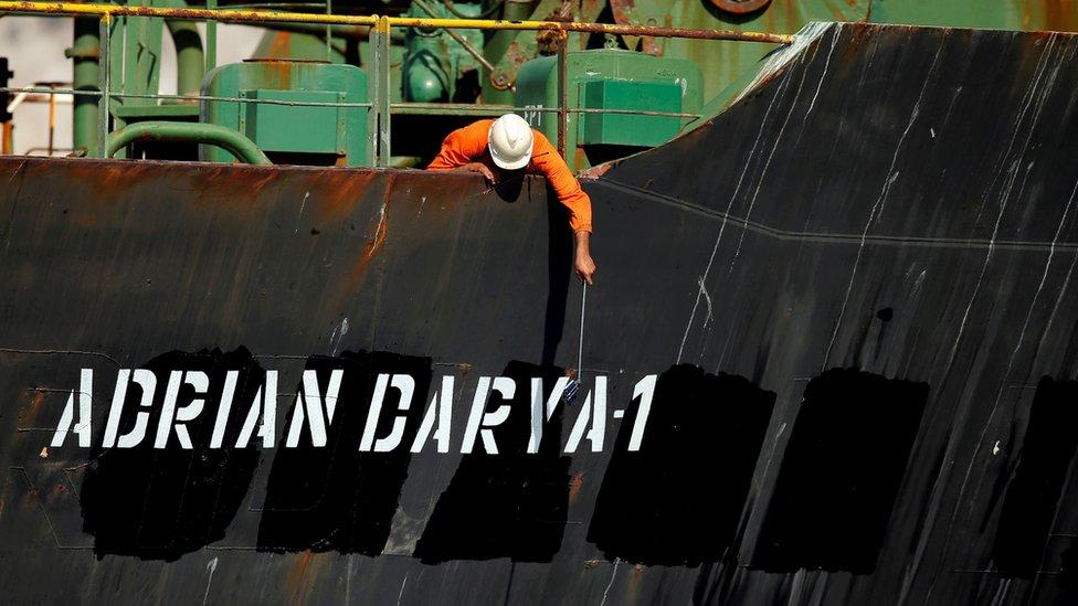 Adrian Darya 1