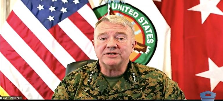 General Frank McKenzie.