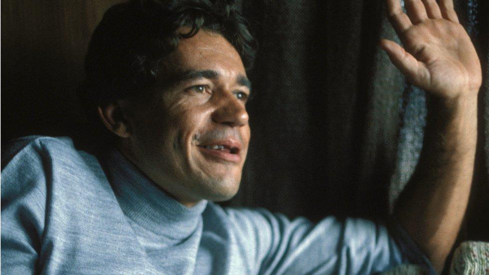 Carlos Lehder narcotráficante colombiano