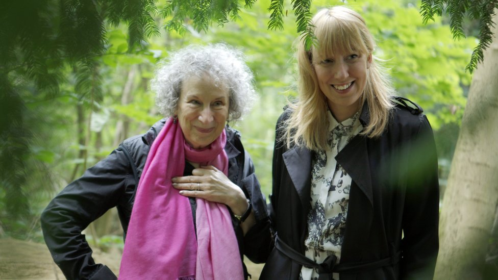 Margaret Atwood y Katie Paterson