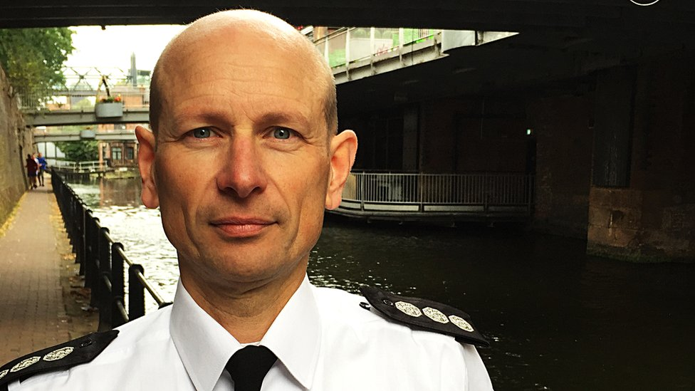 Manchester Water Safety Partnership chair David Wilson