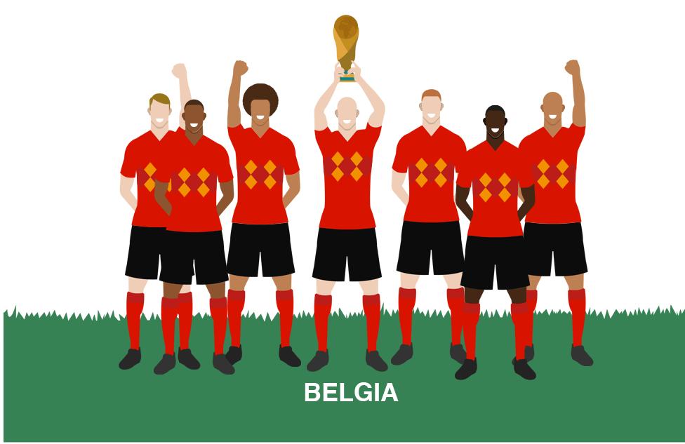 Belgia akan juara?