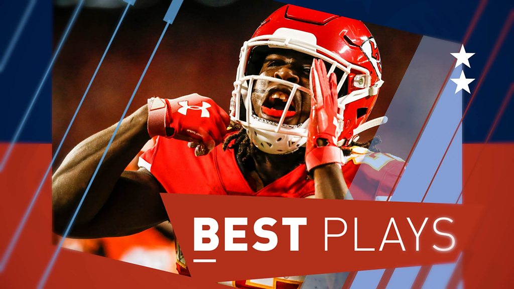 NFL: Kareem Hunt, Phillip Rivers & Mitch Trubisky star in plays of the week