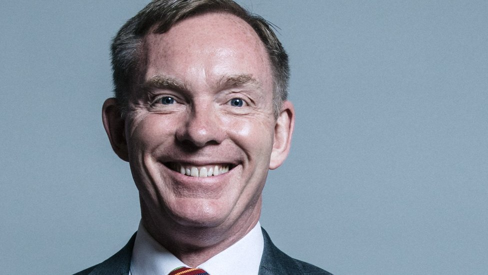 MP Chris Bryant