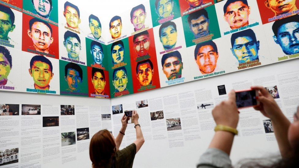 Ai Weiwei arte en México.