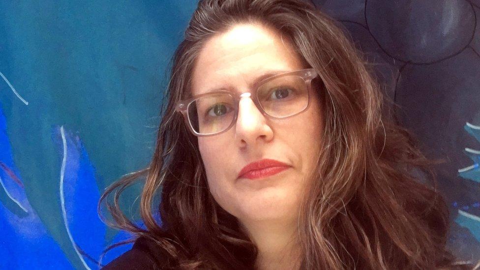 Author Liz Spikol