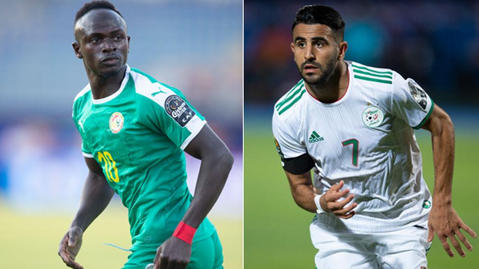 الجزائر والسنغال: من يحسم لقب كأس الأمم الأفريقية؟