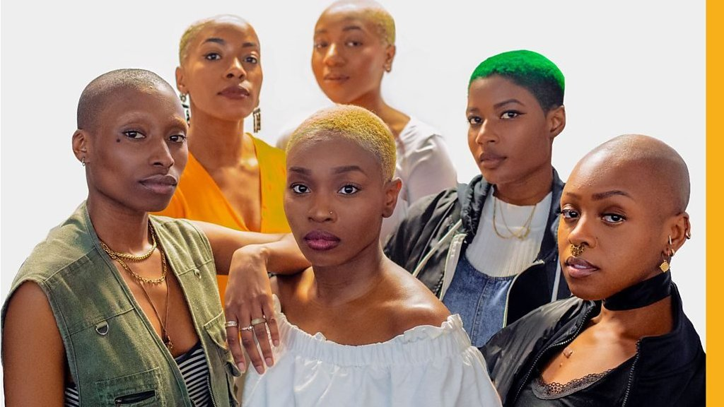 How bald black women overcome sexual harassment