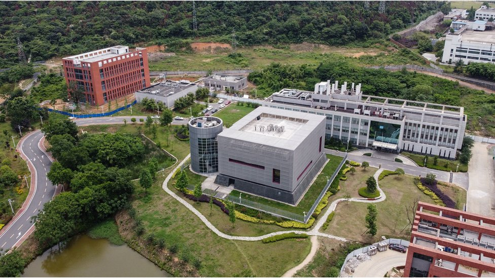 Institut za virologiju u Vuhanu