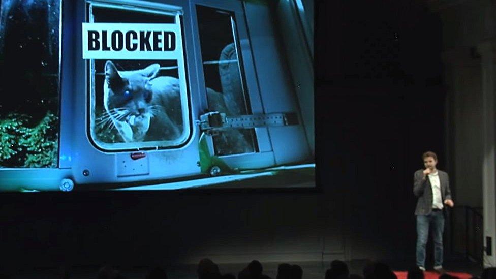 Ben Hamm presentation