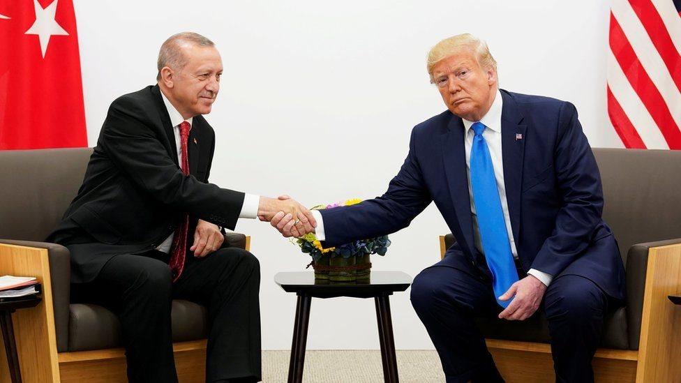ترامب وأردوغان