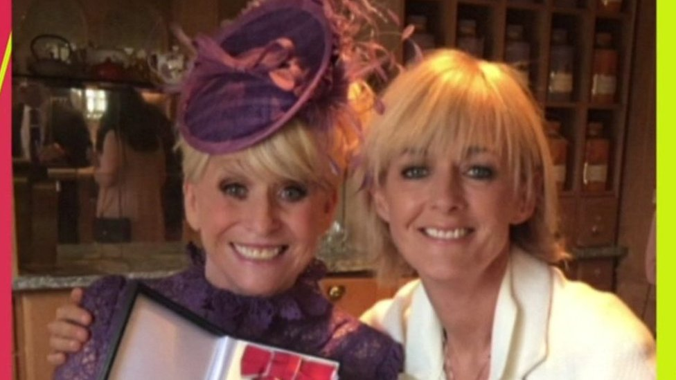 Barbara Windsor: 'I still intend to carry on'