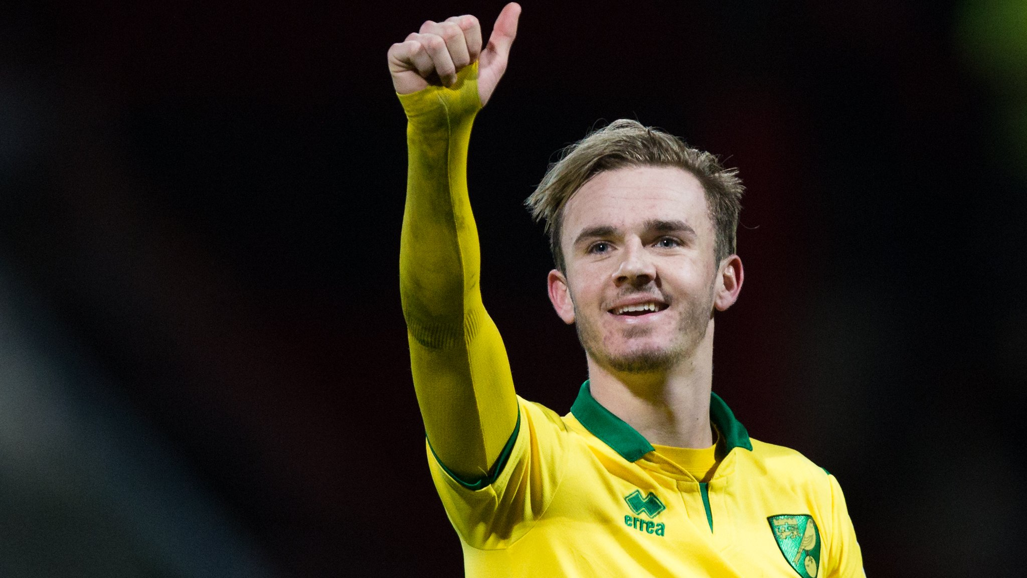 Norwich accept £20m Leicester bid for Maddison