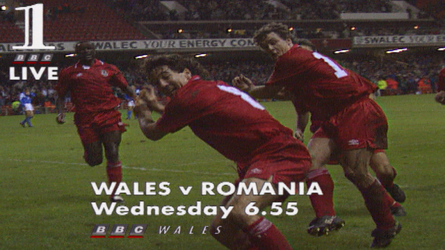 'I love you baby' trailer for Wales' doomed World Cup qualifier v Romania